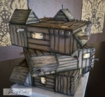 The Cabin in the Woods Cake