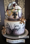 NewOrleans VooDoo Cake