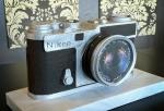 The Nikon Cake
