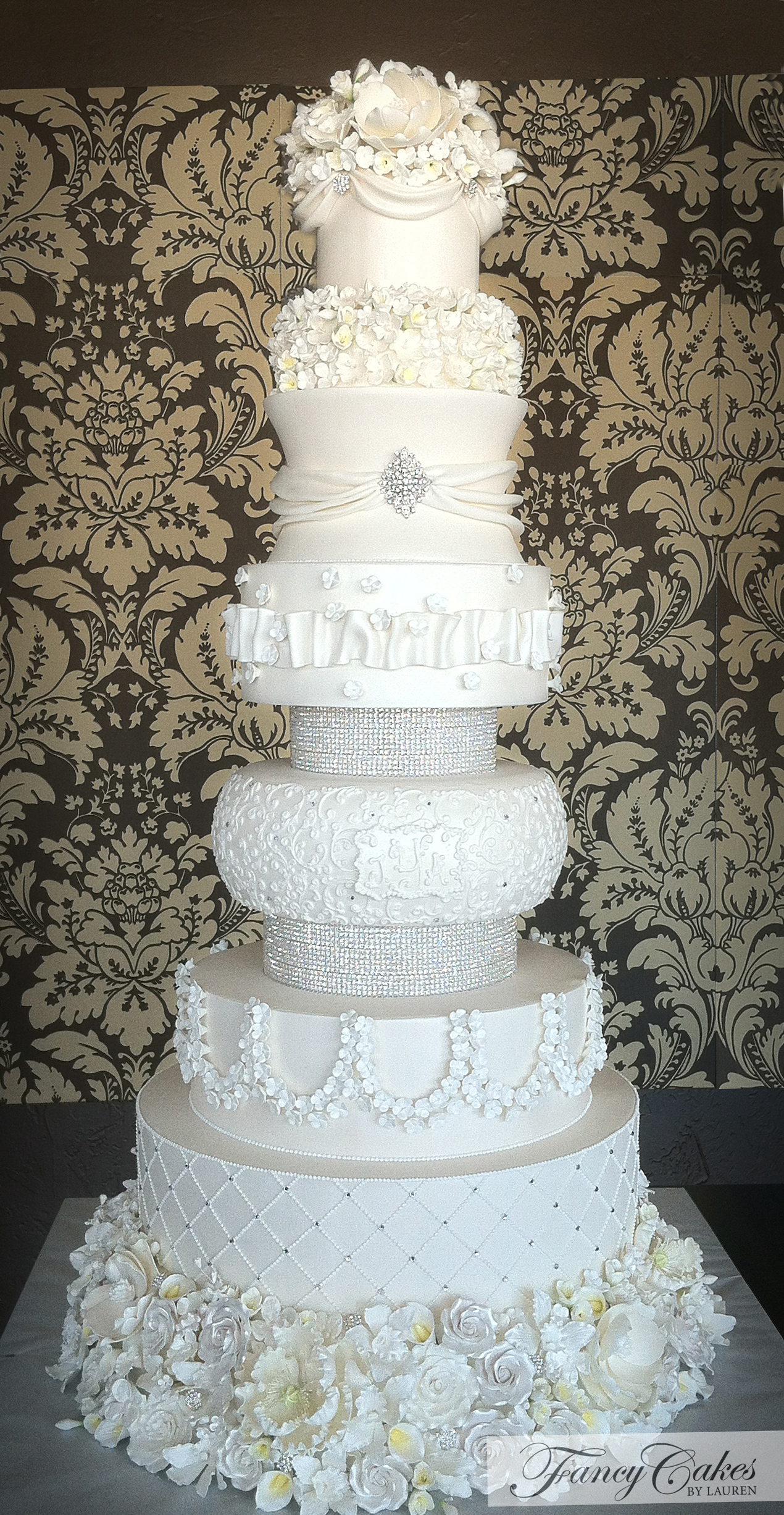 Wedding Cake on Pinterest
