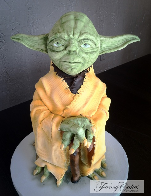 May the force be withyou…